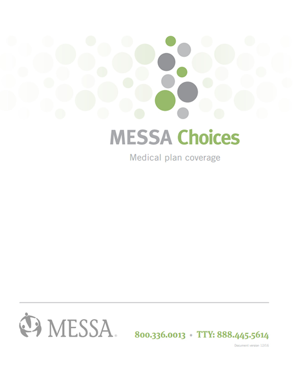 MESSA Choices Plan Booklet PDF Link
