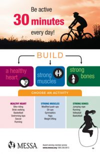Be active poster PDF