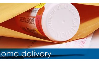 Rx home delivery