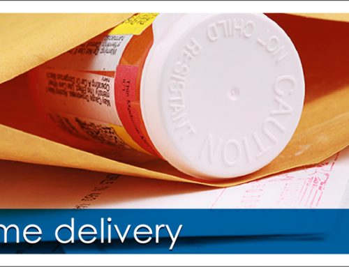 Skip the trip to the pharmacy with Rx home delivery